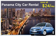 Panama City Car Rental